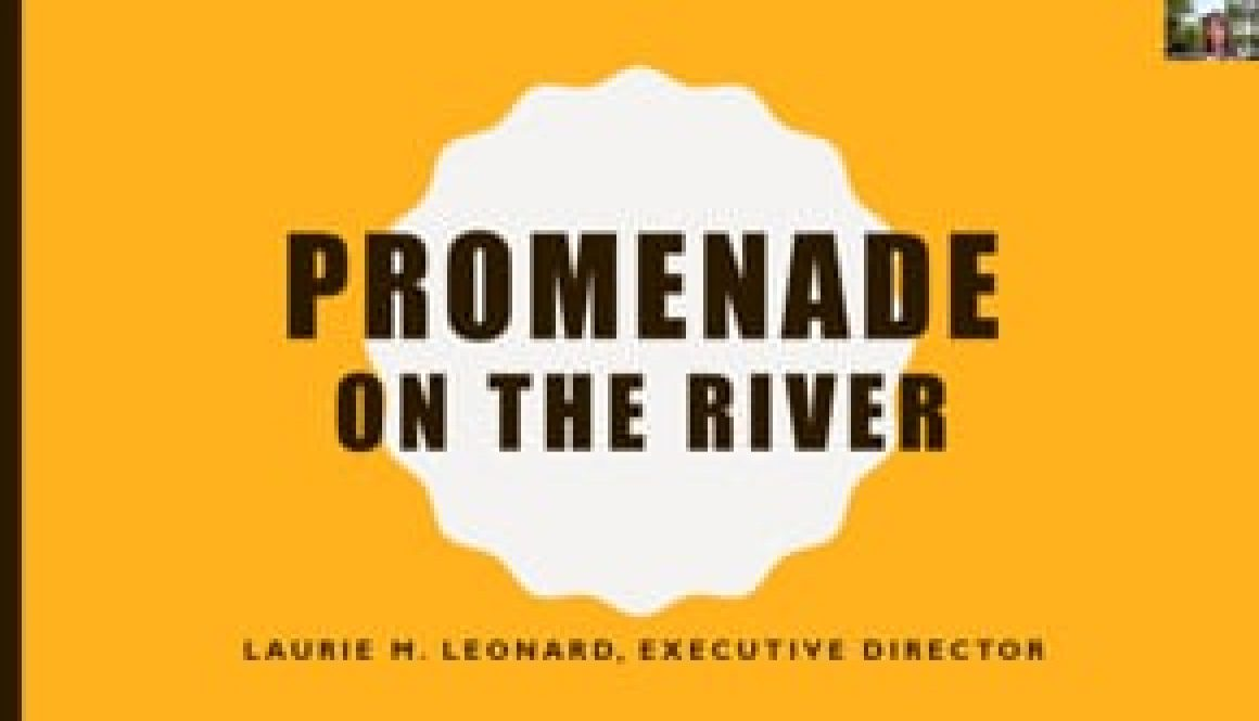 Promenade on the River – Community Virtual Tour