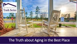 The Truth about Aging in the Best Place